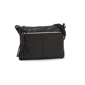 Roots Women's R5741 black crossbody bag