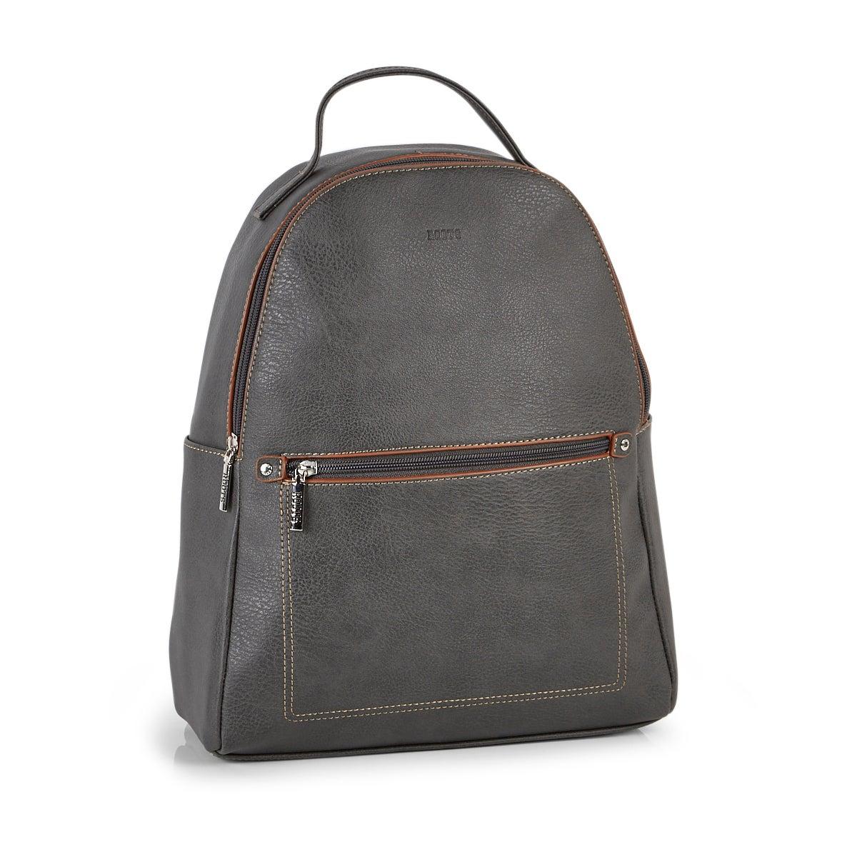 Women's R5783 Backpack - Grey