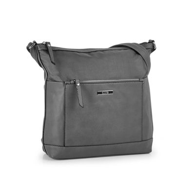Roots Women's ROOTS 73 charcoal crossbody bag
