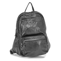 Sac à dos multi-poche,R6062,noir,femmes