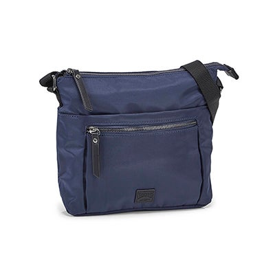 Roots Women's R6086 navy crossbody bag