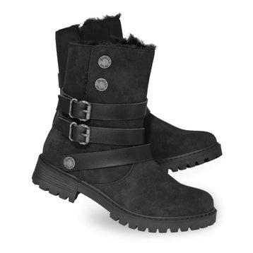 Women's RADIKI SHR black casual boots