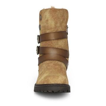 Women's RADIKI SHR caramel casual boots