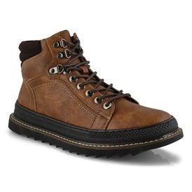 Mns Ranger BB cognac lace up ankle boot