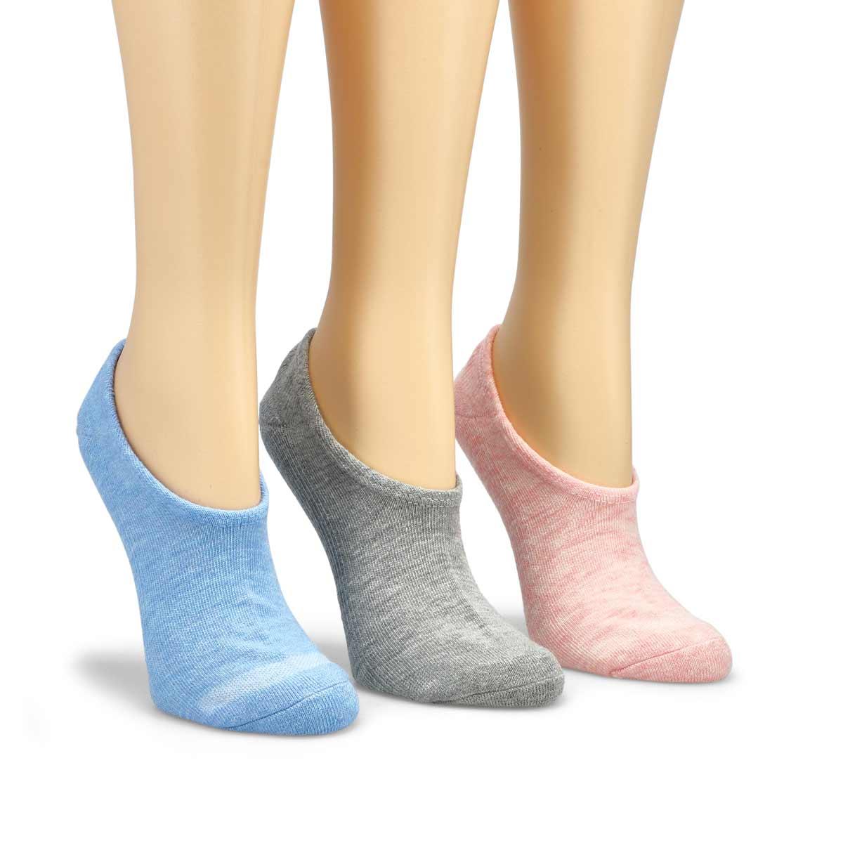 Women's MADE FOR CHUCKS multi logo socks - 3pk