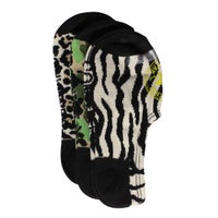 Women's HERITAGE PATTERN multi socks - 3 pk
