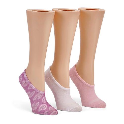 Mini socquettes MFC OX, multi,3pk femmes