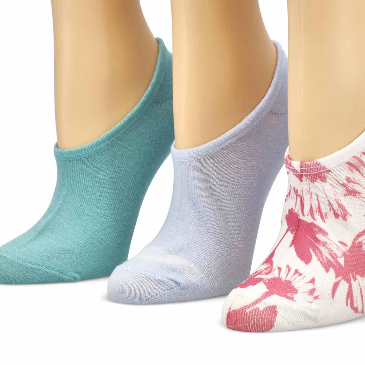 Women's MFC OX No Show Socks - 3 pk
