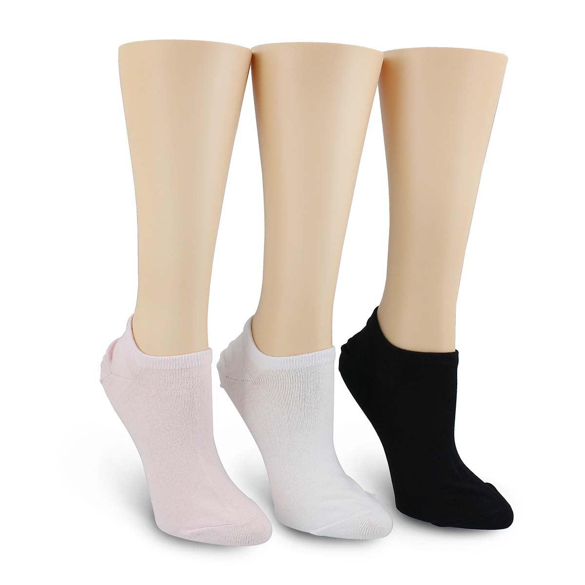 Socquettes CONVERSE, multi, 3 p, femmes