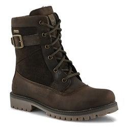 Lds Rogue mid dark brn wtpf winter boot