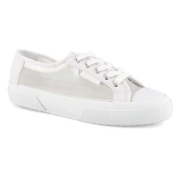 Women's Cotu Mesh Sneaker - White