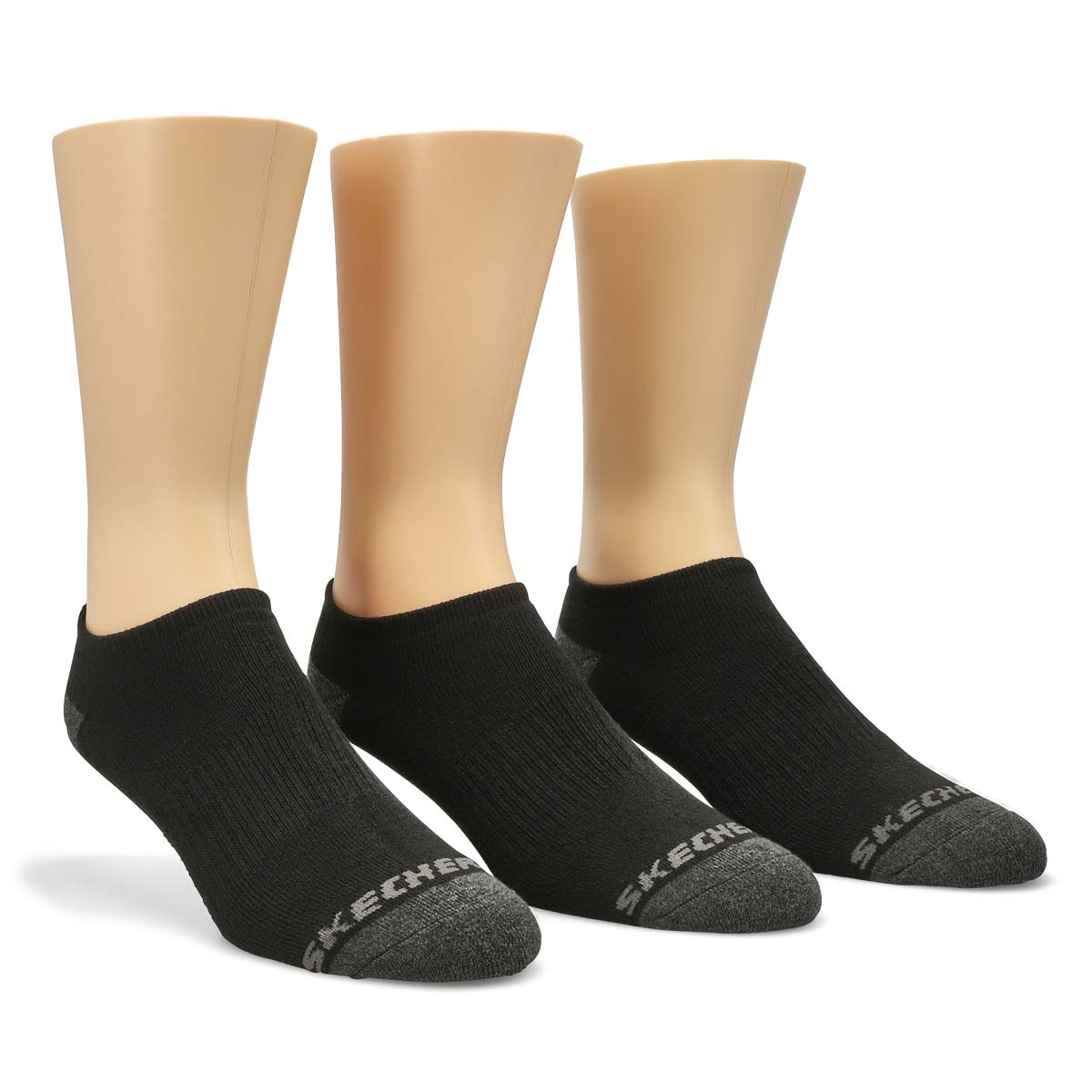 Boys' No Show Full Terry Sock - 6 pack