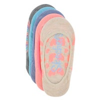 Girls' NON TERRY superlo liners - 5 pk