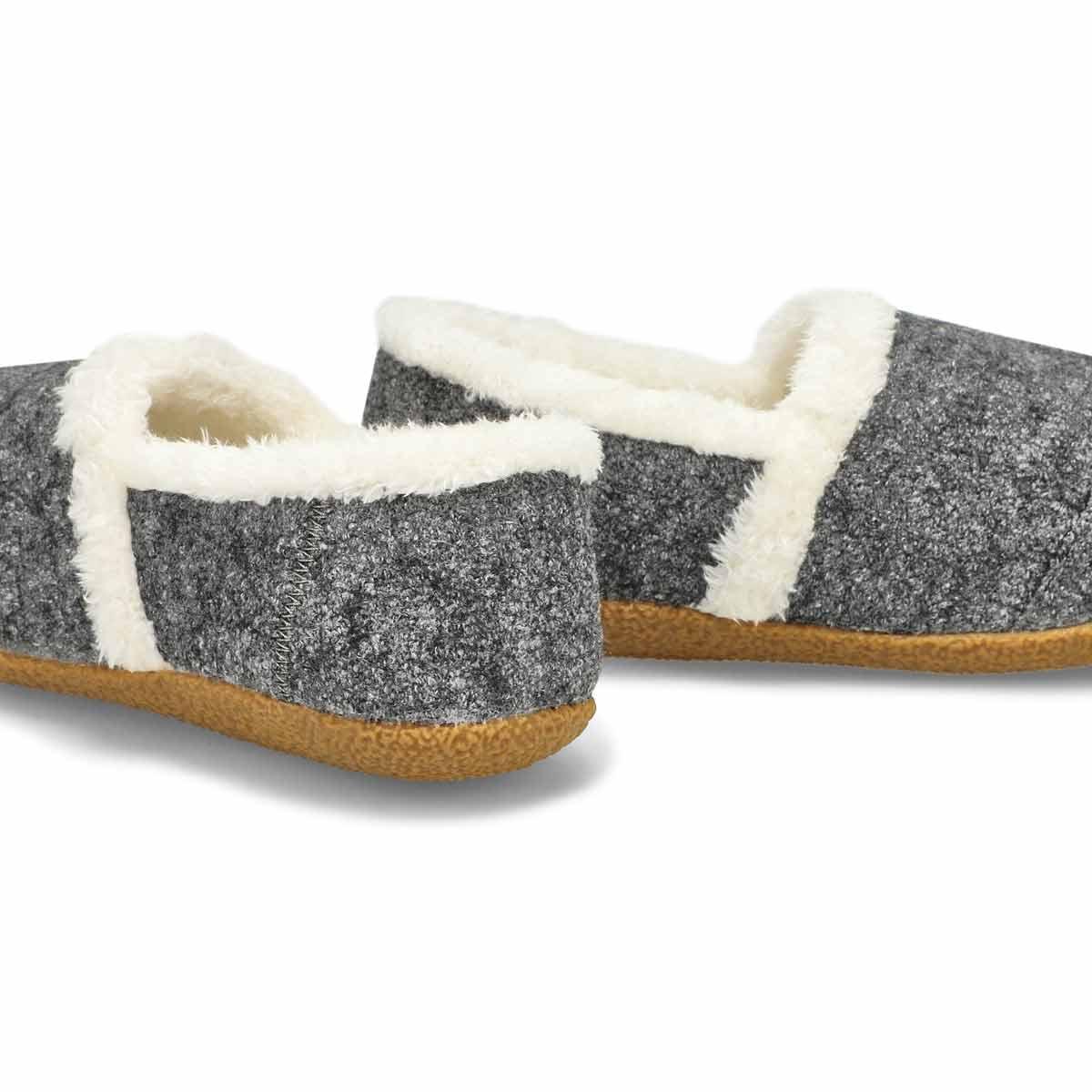 Women's Samone 2.0 Closed Back Slipper - Grey