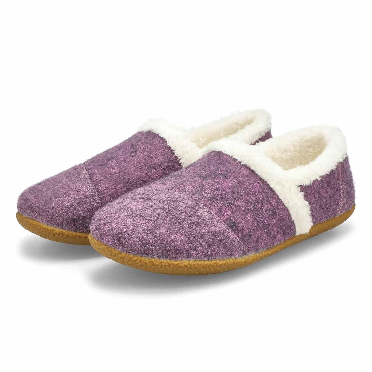 Women's Samone 2.0 Closed Back Slipper - Purple