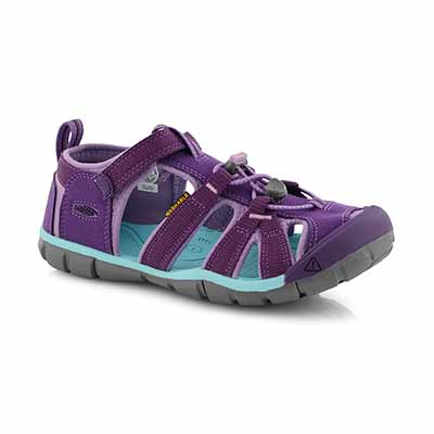 Girls' SEACAMP II majesty sport sandals