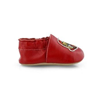 Infants' SENATORS red slippers