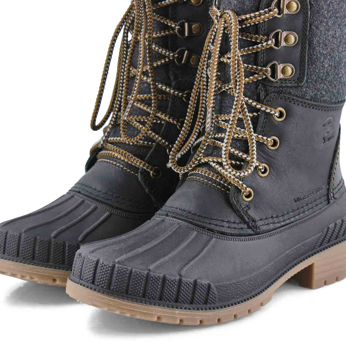Women's Sienna 2 Waterproof Winter Boot - Black