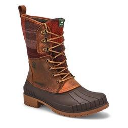 Lds Sienna2 dark brown wtrpf winter boot