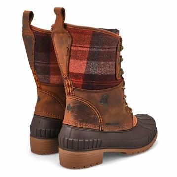 Women's SIENNA 2 dk brown waterproof winter boots