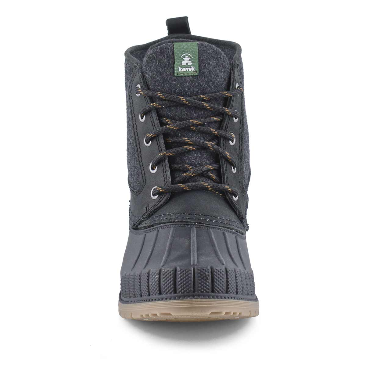 Women's Sienna Mid Waterproof Winter Boot - Black
