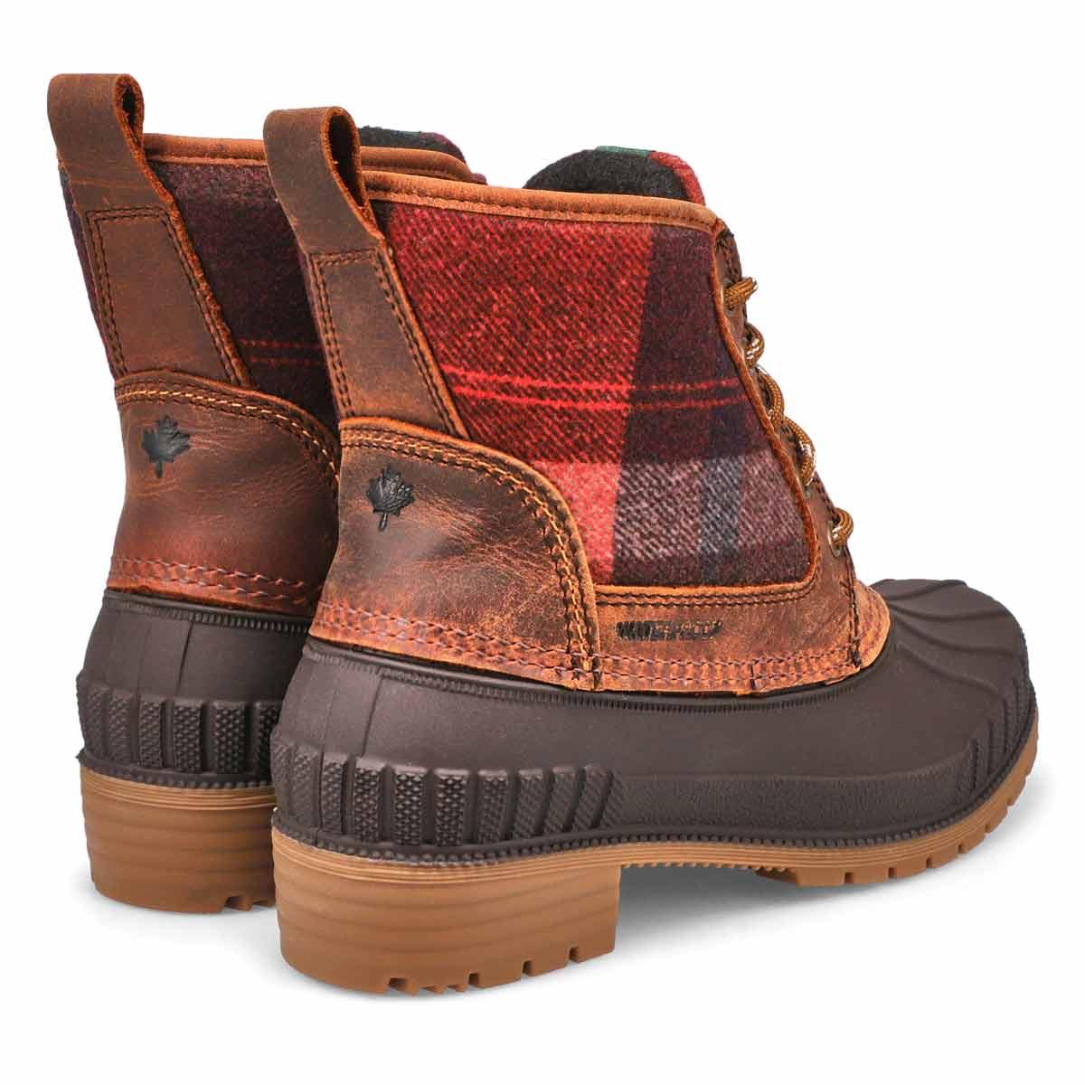 Women's Sienna Mid Waterproof Winter Boot - Brown