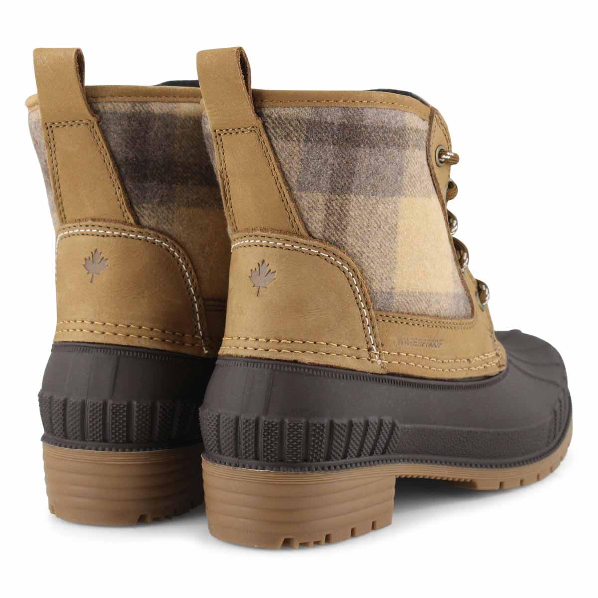 Women's Sienna Mid Waterproof Winter Boot - Tan