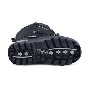 Boys' MUSTANG black waterproof winter boots