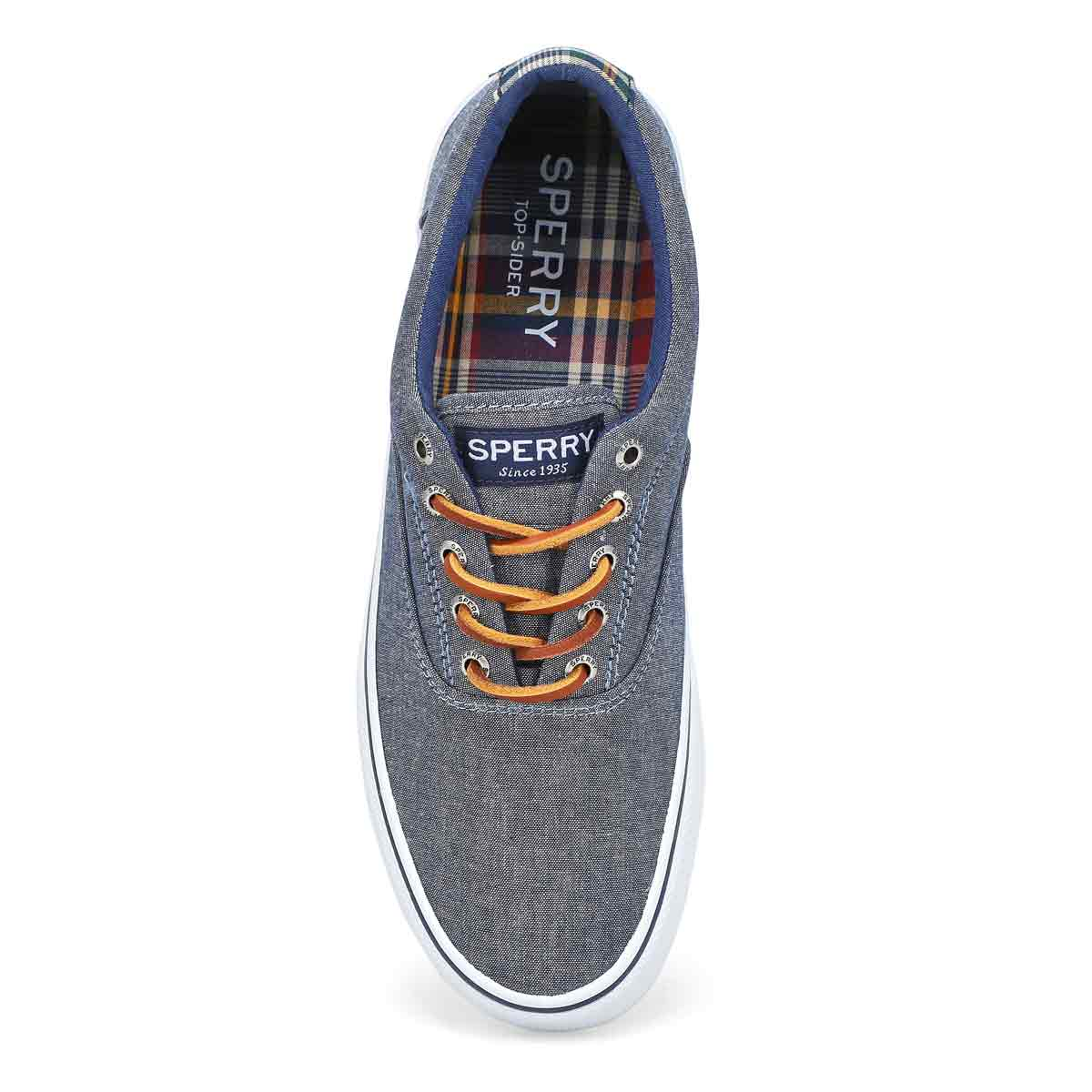 Men's Striper II CVO Sneaker - Chambray Navy