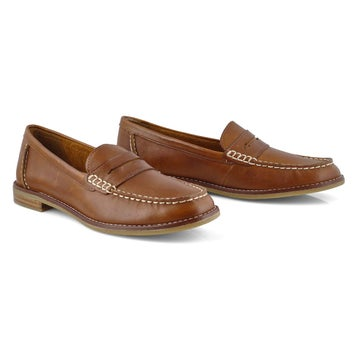 Women's Seaport Penny Casual Loafer - Tan
