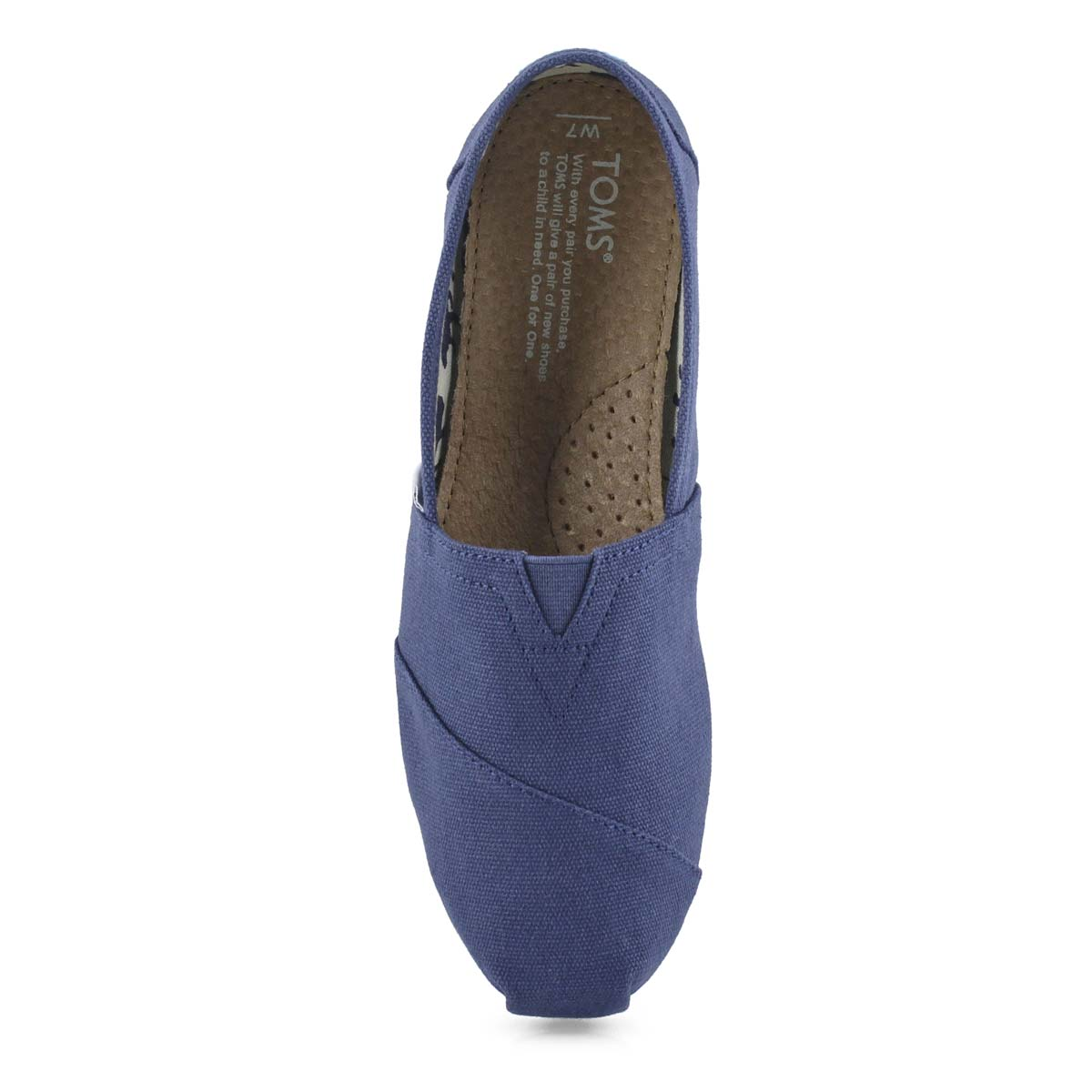 Women's Classic Canvas Loafer - Navys