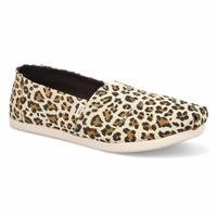 Flâneur Classic Alpargata léopard femmes