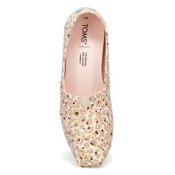 Women's Classic Alpargata Loafer - Cheetah