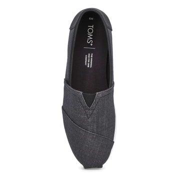 Men's Classic Alpargata Loafer - Black