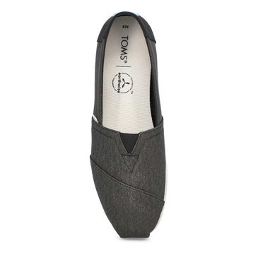 Men's Alpargata Loafer - Black