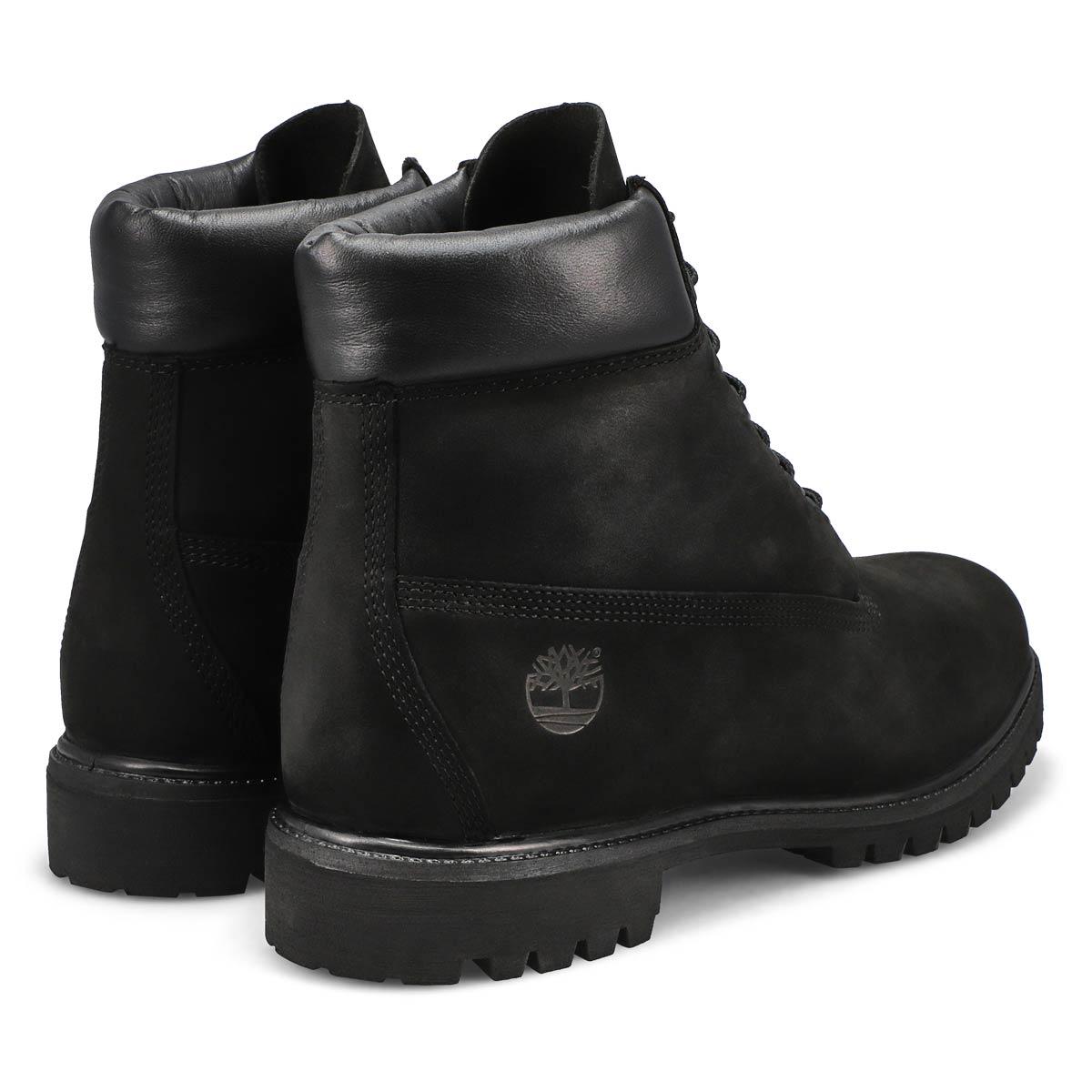 Men's Icon 6 Premium Waterproof Ankle Boot - Blk