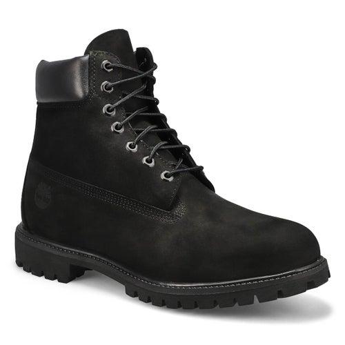 Mns 6 premium black wtpf boot