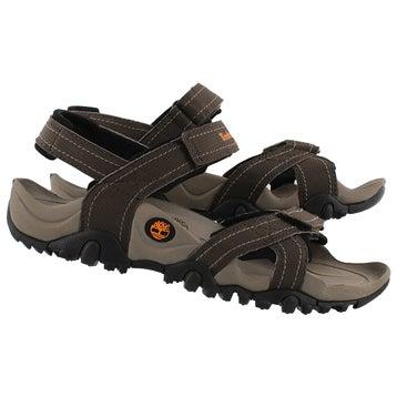 Men's New Granite Trailray Sport Sandal - Brown