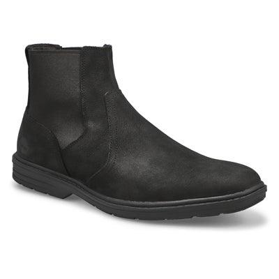 Mns Sawyer Lane black chelsea boot