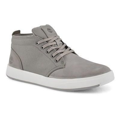 Mns Davis Square Chukka Boot-Grey
