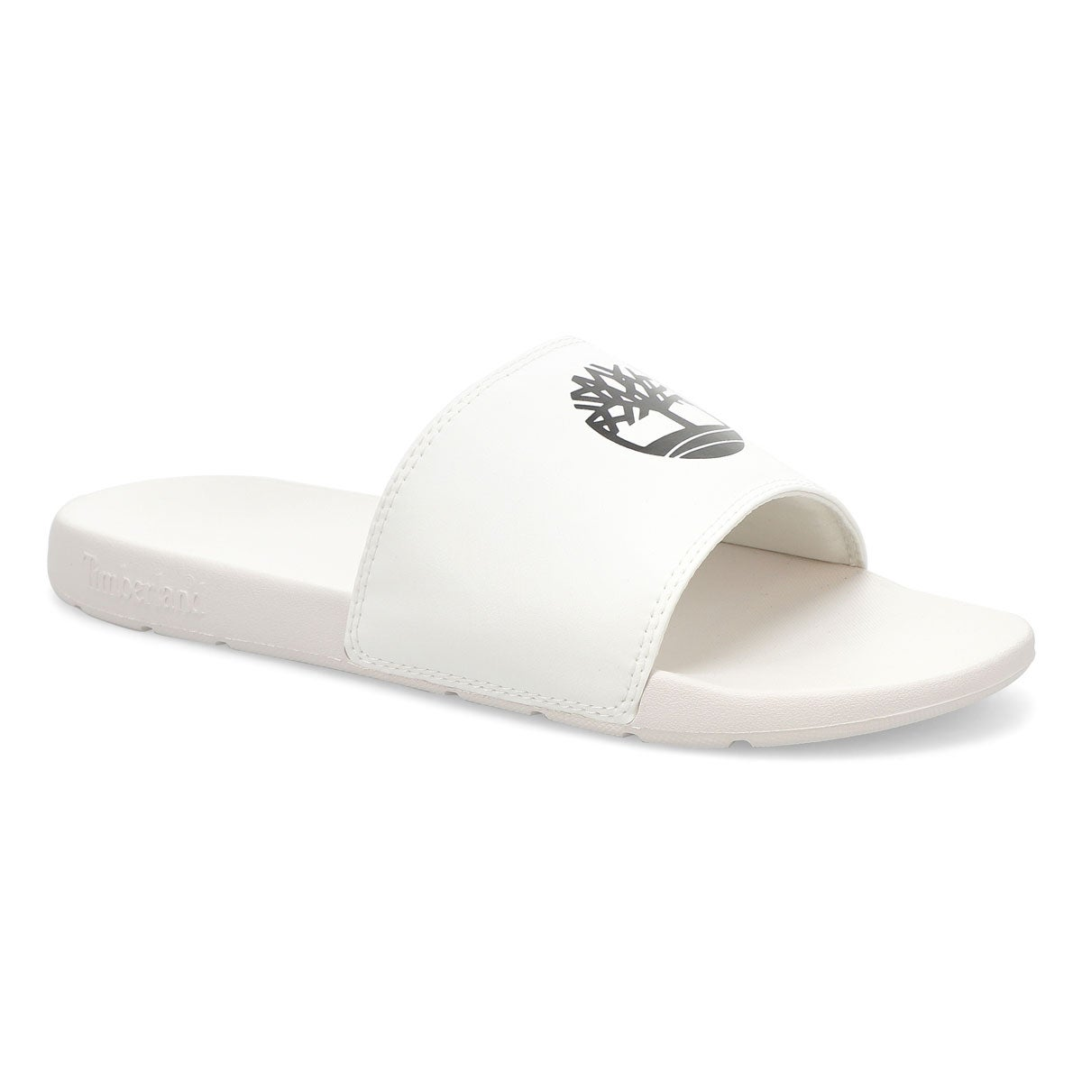 Men's Playa Sands Slide Sandal - White/Black