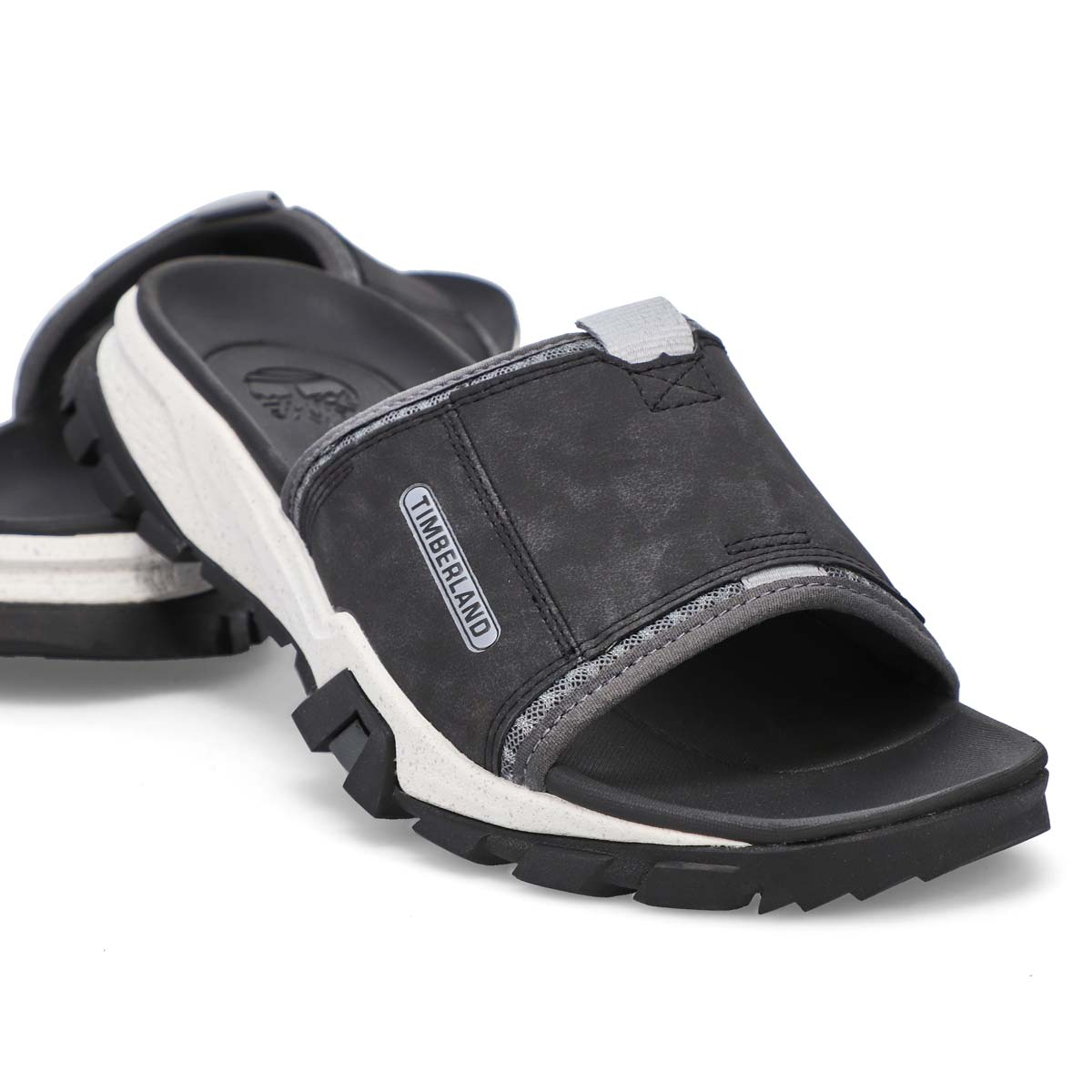 Men's Garrison Trail Slide Sandal - Black
