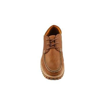 Men's JACKSON'S LANDING saddle moc loafers