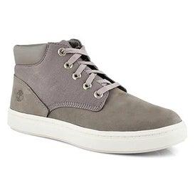 Lds Londyn medium grey chukka boot