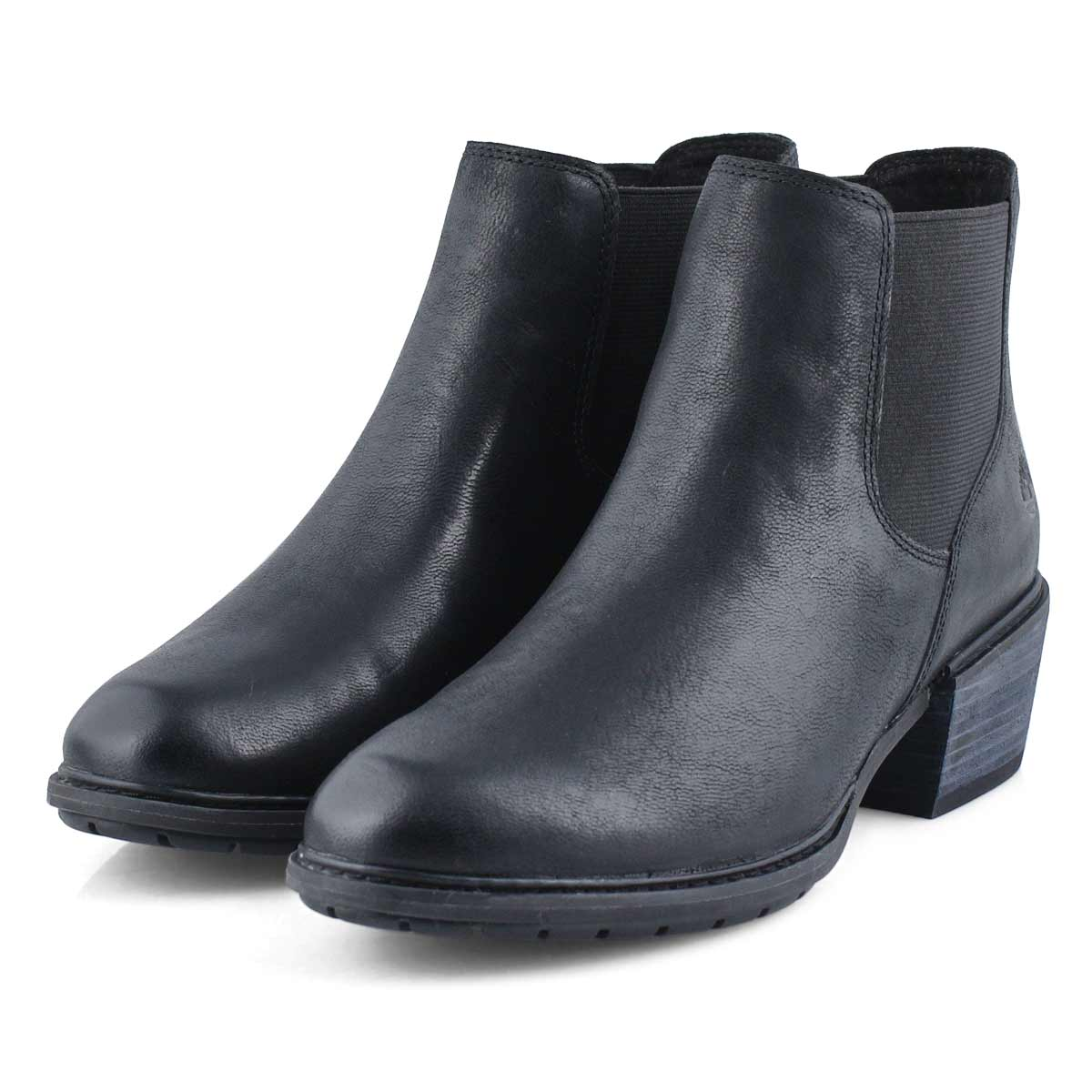 Women's Sutherlin Bay Low Chelsea Boot - Black