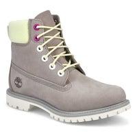 Women's Premium 6 Boot - Med Grey