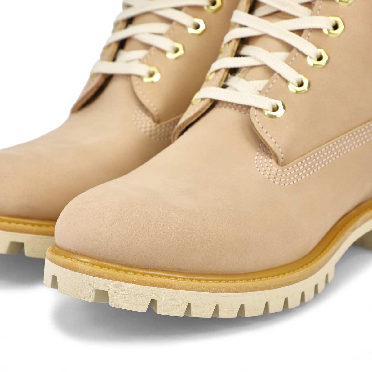 Men's Premium 6 Waterproof Boots - Beige