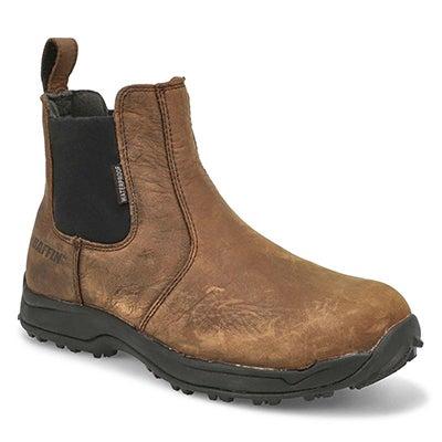 Mns Copenhagen brown wtpf chelsea boot