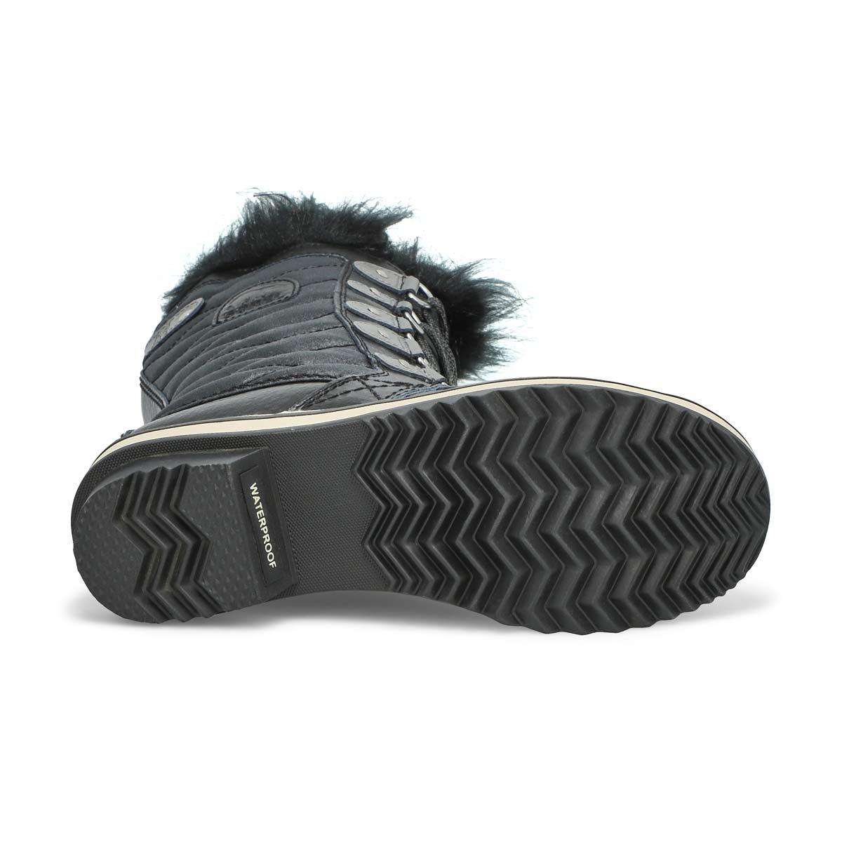Girls' Tofino II Waterproof Snow Boot - Black