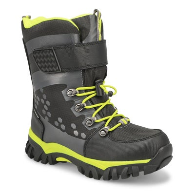Bys Turbo 2 blk wtpf winter boot